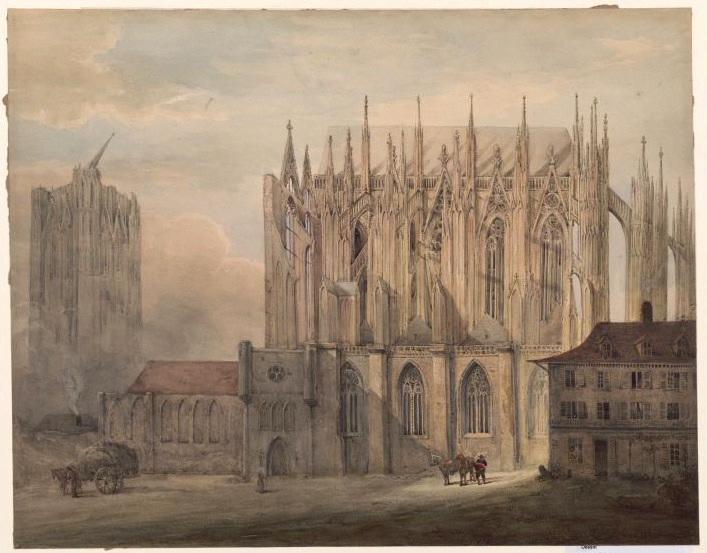 Choeur de la cathédrale de Cologne_0