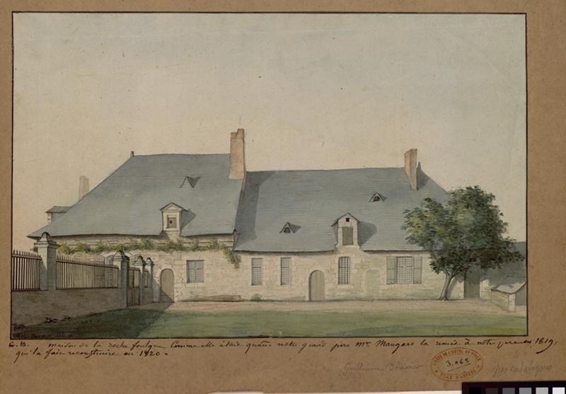 Maison de la Roche-Foulques