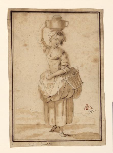 Laitière Louis XV_0