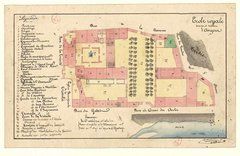 Ecole royale d'Arts et Métiers d'Angers
