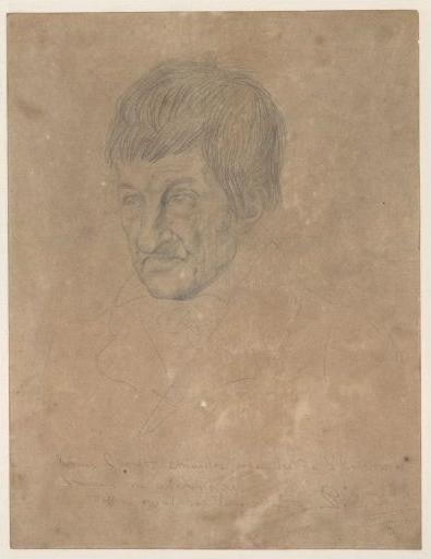 Portrait de Louis Proust (Vu de 3/4)_0
