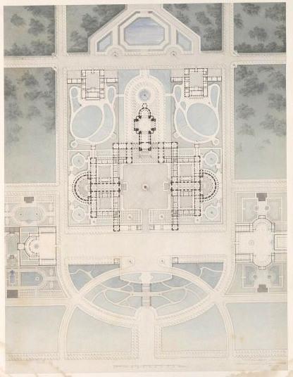 Projet de Parlement à Saint-Cloud (Projet pour le parlement à Saint-Cloud, octobre 1874)_0
