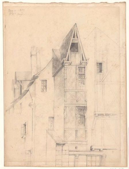 Maisons de la place Sainte-Croix (Titre factice)_0