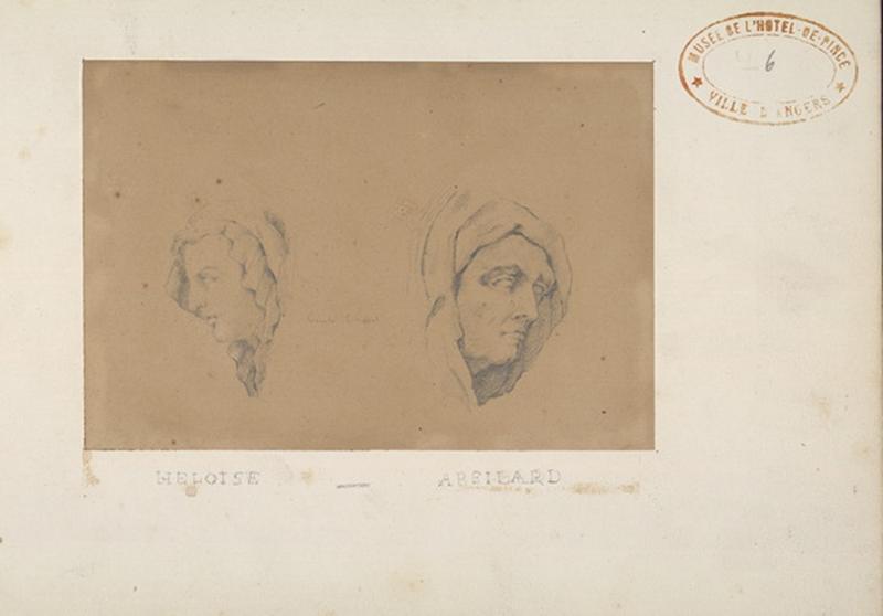 THOREL Cécile Marie (dessinateur) : Héloïse et Abélard