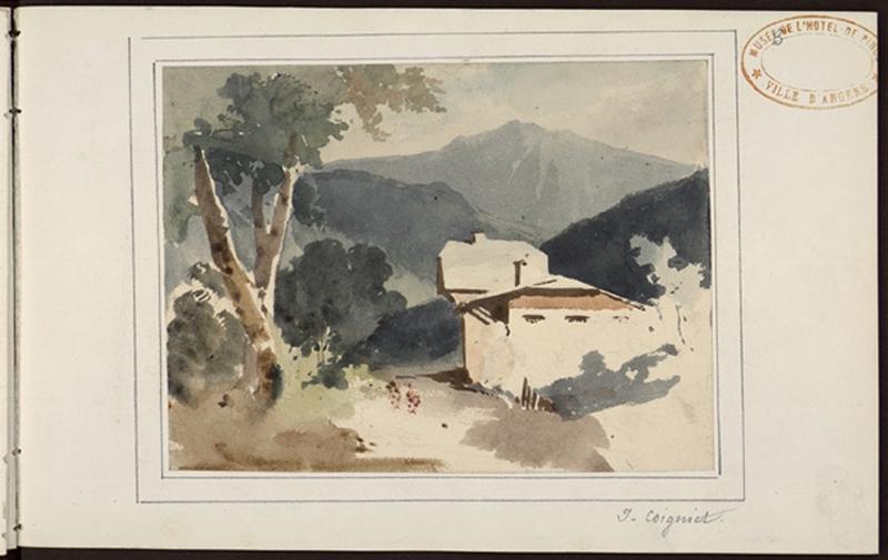 Petite maison dans la montagne_0
