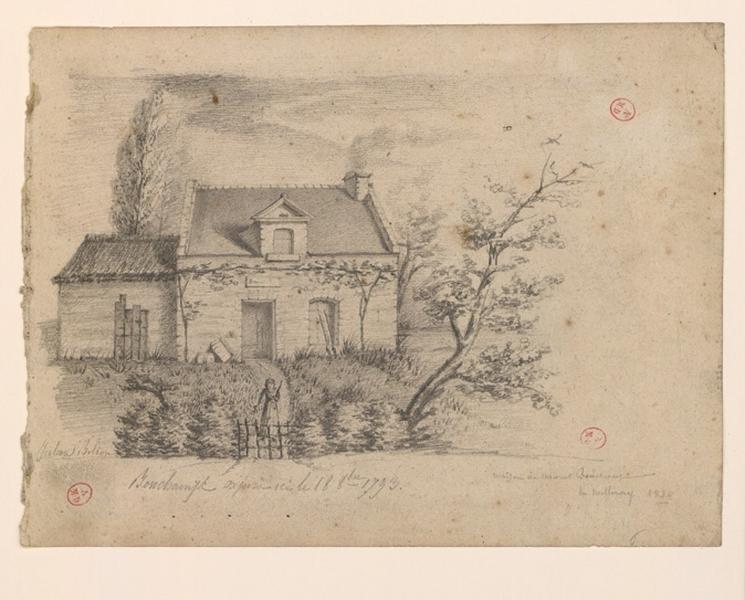 Maison où mourut Bonchamps
