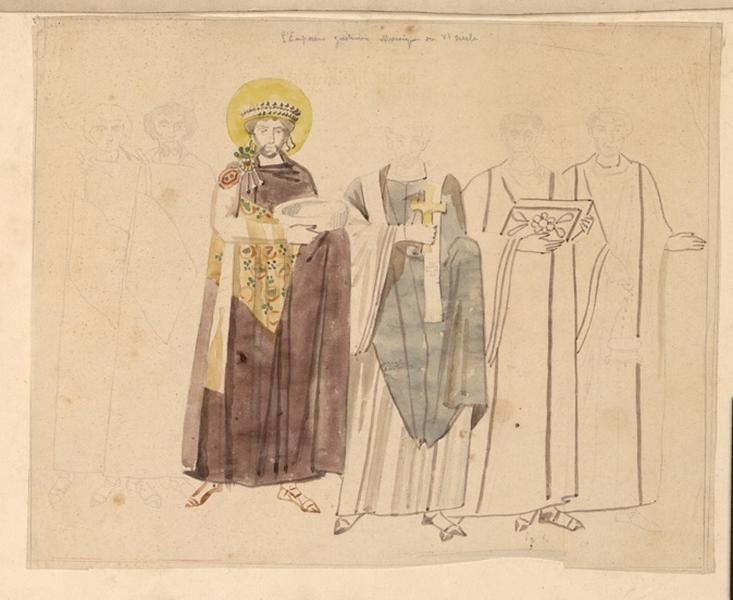 L'Empereur Justinien
