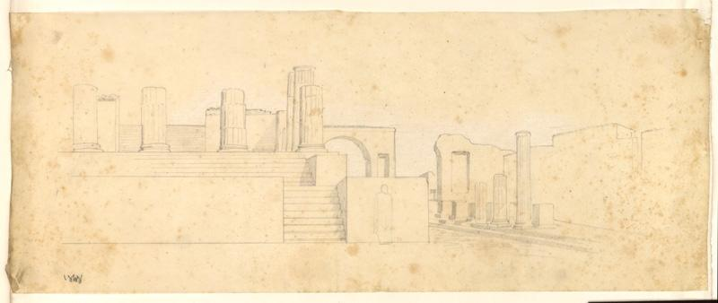Ruines de Pompéi