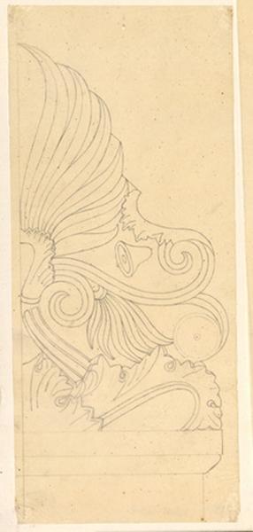 LENEPVEU Jules Eugène (dessinateur) : Motif