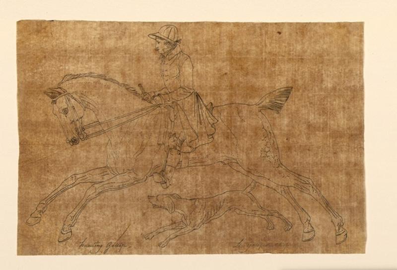 Hunting gallop_0