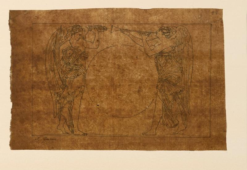Copie d'après un bas-relief de Goujon_0