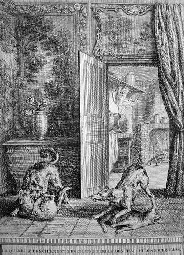 La querelle des chiens et des chats, et celle des chats et des souris, XII, 8_0