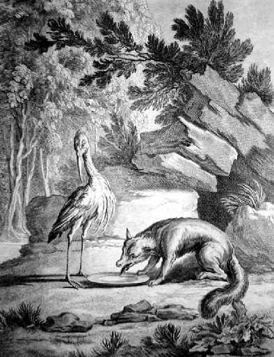 Le Renard et la Cigogne, I, 18_0