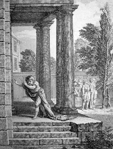 Les deux perroquets, le roy et son fils, X, 11_0