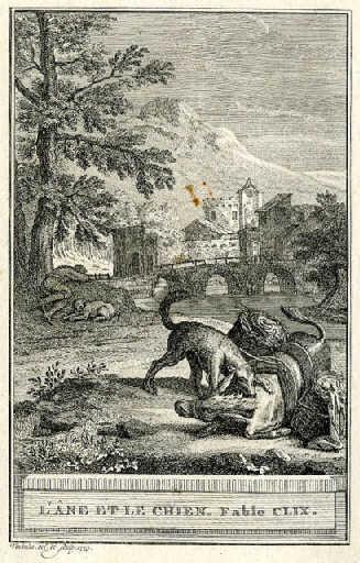 L'âne et le chien, VIII, 17_0