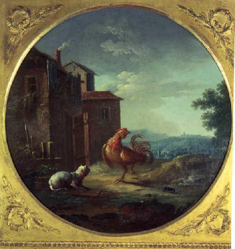 Le Cochet, le Chat et le Souriceau, VI, 5_0