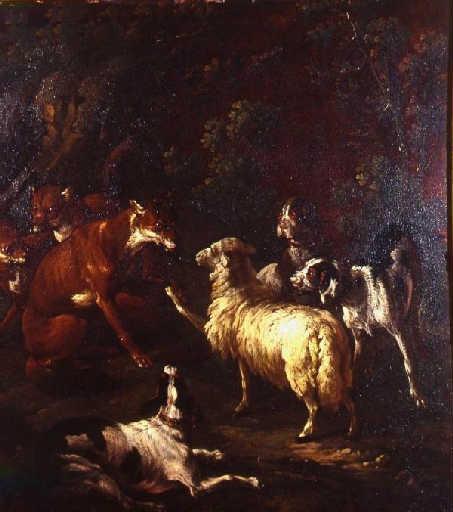 Les Loups et les Brebis, III, 13_0