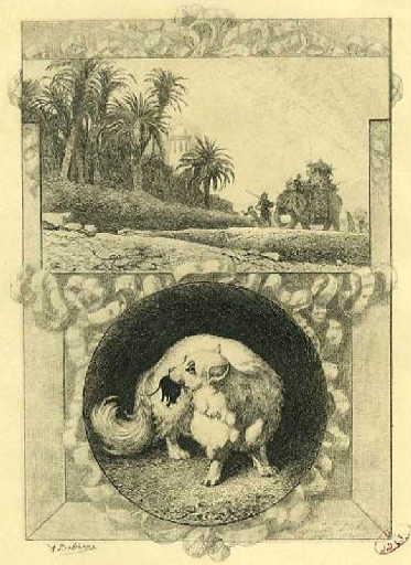 Le Rat et l'Eléphant, VIII, 15_0