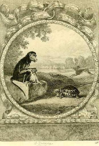 Le Lièvre et la Tortue, VI, 10