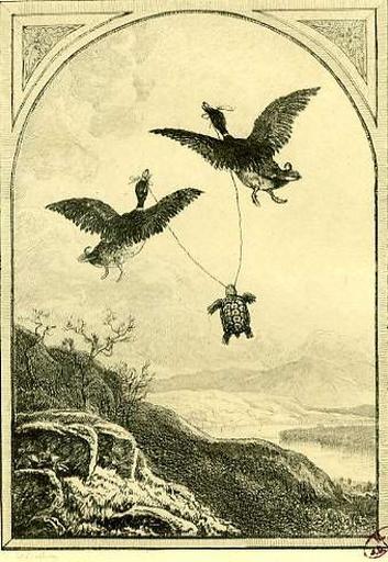 La Tortue et les Deux Canards, X, 2_0