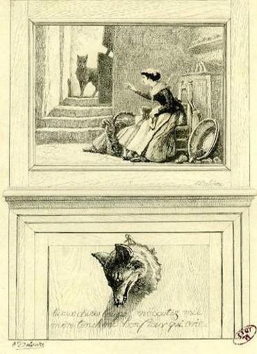 Le Loup, la Mère et l'Enfant, IV, 16