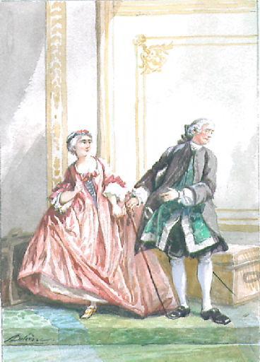 Le mal marié, VII, 2_0