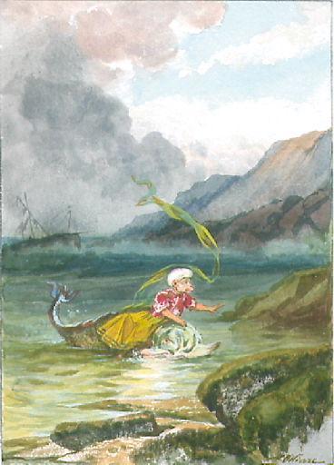 Le Singe et le Dauphin, IV, 7_0