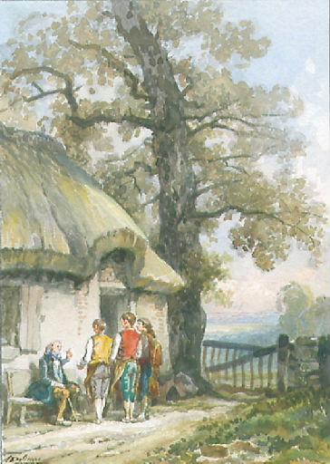 Le Vieillard et les trois jeunes Hommes, XI, 8_0