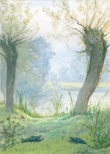 L'Ecrevisse et sa Fille, XII, 10