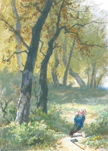 La Forêt et le Bûcheron, XII, 16_0