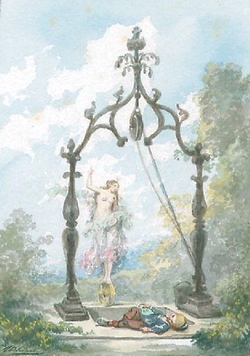 La Fortune et le jeune Enfant, V, 11