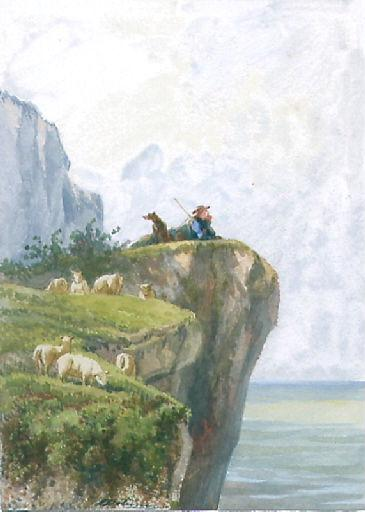Le Berger et la Mer, IV, 2_0