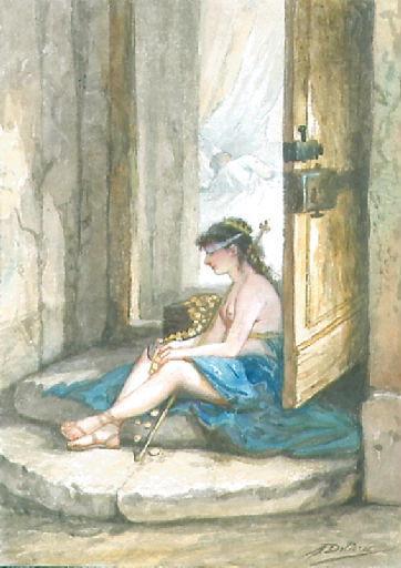 L'Homme qui court après la Fortune et l'homme qui l'attend dans son lit (VII, 11)