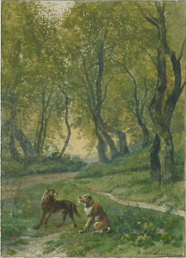 Le Loup et le Chien, I, 5_0