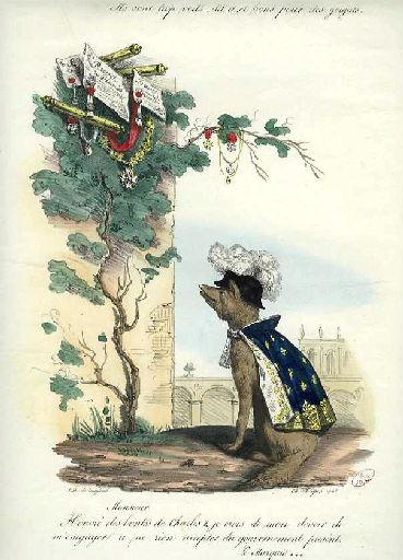 Le Renard et les Raisins, III, 11_0