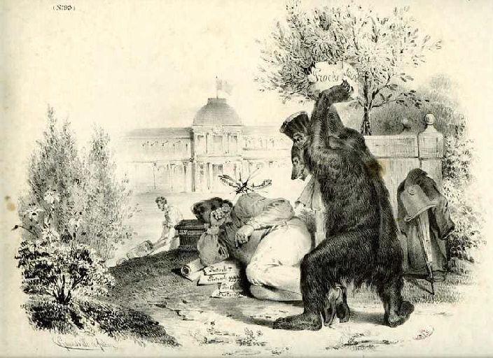 L'Ours et l'Amateur des jardins, VIII, 10