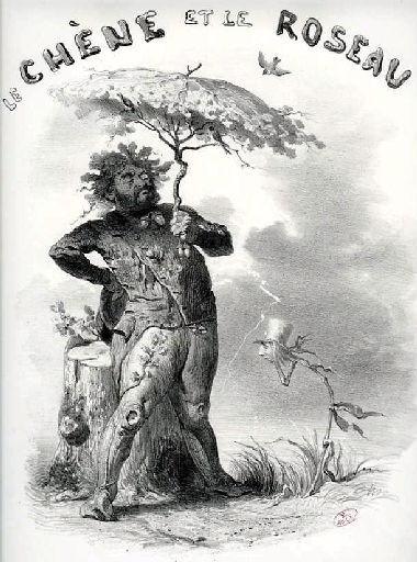 Le Chêne et le Roseau, I, 22_0