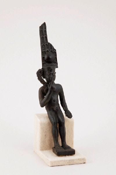 figurine : Harpocrate 'amonien'