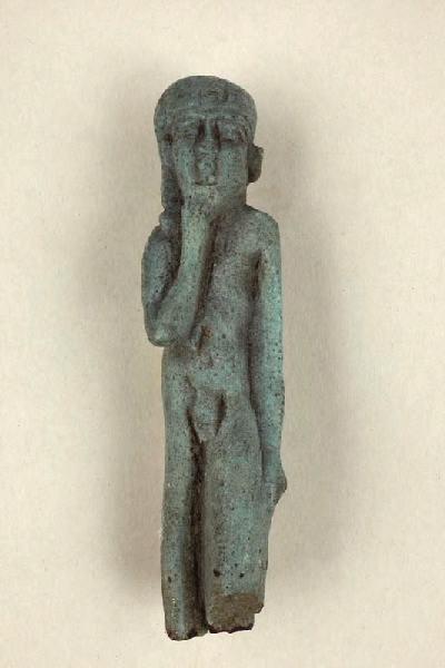 figurine : Harpocrate