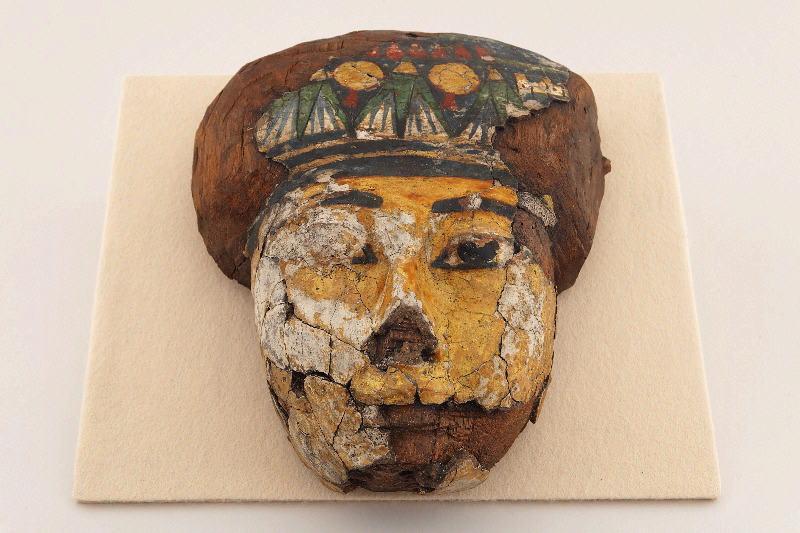 cercueil (élément, fragment), momie