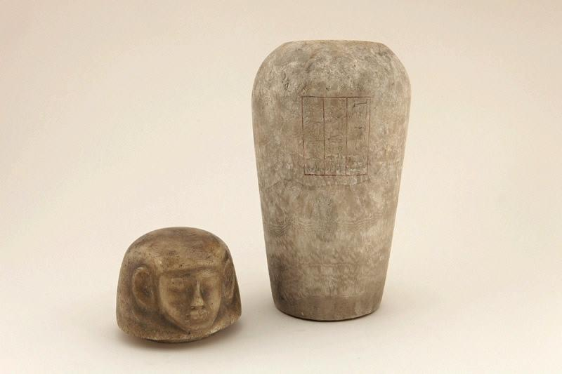 Vase canope de Semenptahpsammetique_0