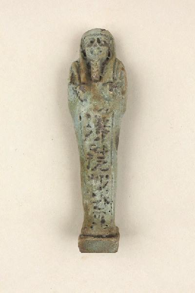 Oushebty d'Ounnefer ; figurine_0