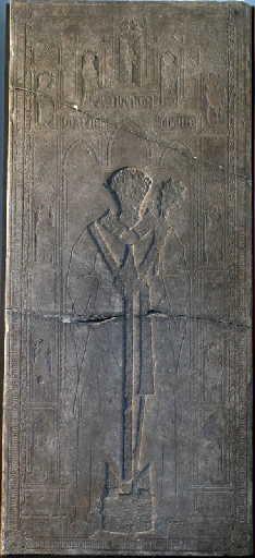 Pierre tombale de Girard Blassel_0