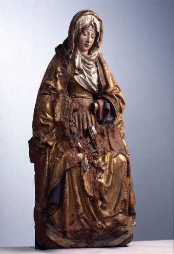 La Vierge en prière