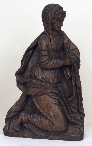 Femme en prière_0