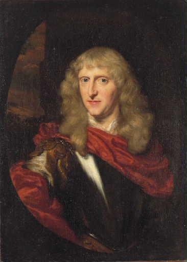 Portrait d'un jeune gentilhomme cuirassé_0
