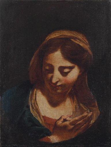 La Vierge en prière_0