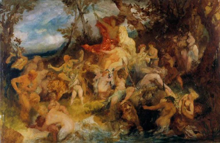 Le Triomphe de Bacchus et d'Ariane_0