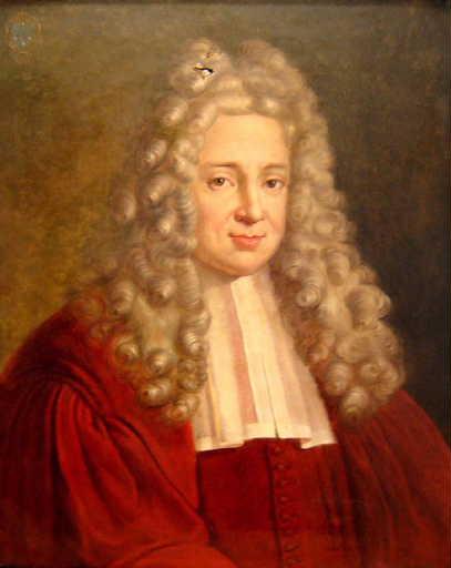 Portrait de l'Abbé Philippe Hecquet_0