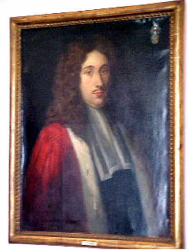 Portrait de Robert d'Ournel